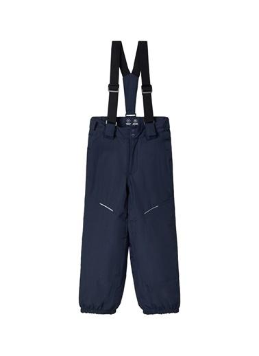 Name It Name It 13177635 %100 Polyamid Düz Su ve Rüzgar GeÇirmez Çocuk Kayak Pantolonu Lacivert